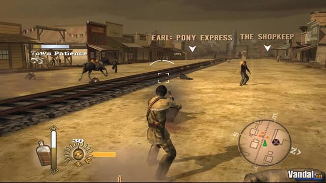 X05: Primeras imágenes de Gun para Xbox 360