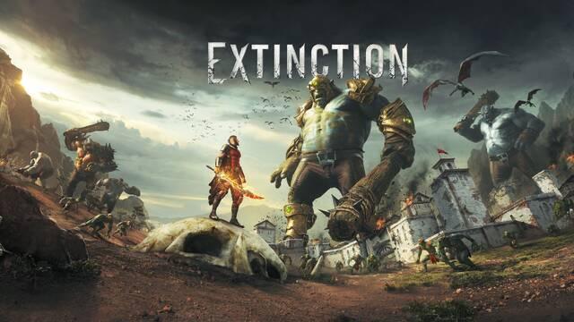 Anunciado Extinction para Xbox One, PS4 y PC