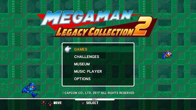 Mega Man Legacy Collection 1 y 2 es listado como un solo juego en Switch