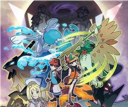 Pokémon Ultrasol / Ultraluna dará un reto mayor a los jugadores