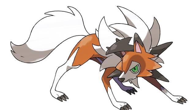 Lycanroc Crepuscular será un regalo limitado en Pokémon Ultrasol y Ultraluna