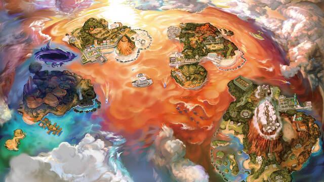 Presentado el tráiler de lanzamiento de Pokémon Ultrasol y Ultraluna