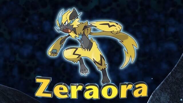 Zeraora es el nuevo legendario que llega al universo de Pokémon
