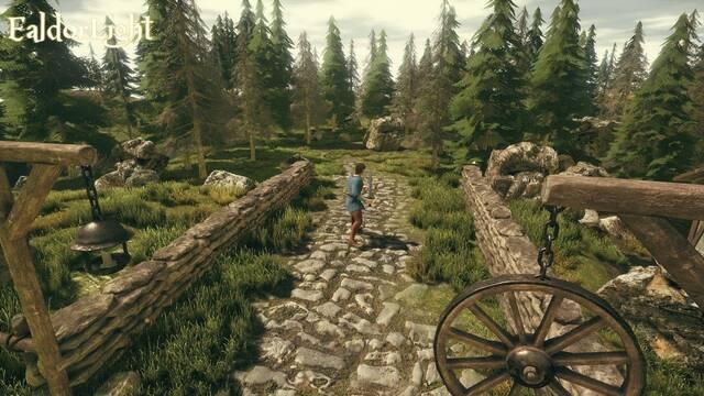 El RPG Ealdorlight inicia su campaña en Kickstarter