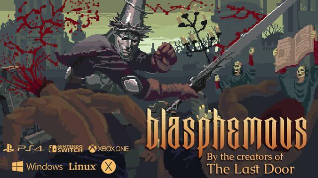 Entrevistamos al equipo de Blasphemous en Madrid Gaming Experience