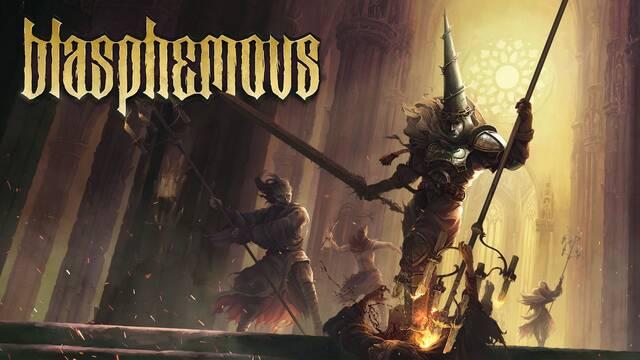 Blasphemous: Disponible en Steam una demo por tiempo limitado