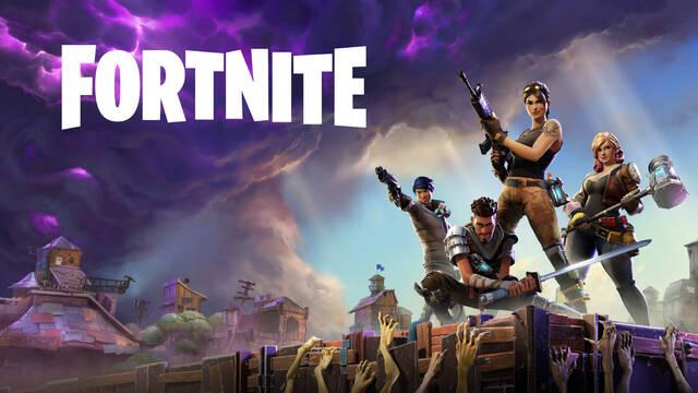 Fortnite es líder en emisiones en PlayStation 4