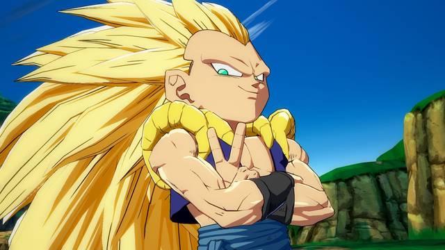 Consejos para luchar con Gotenks en Dragon Ball FighterZ