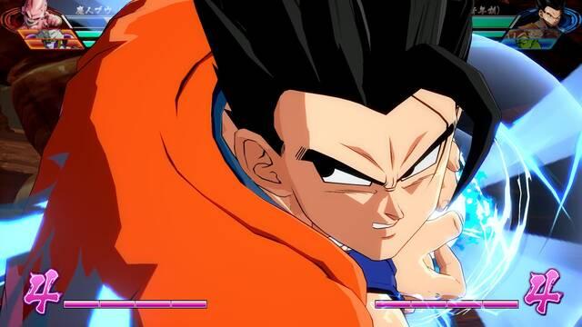 La versión adulta de Gohan se presenta en Dragon Ball FighterZ