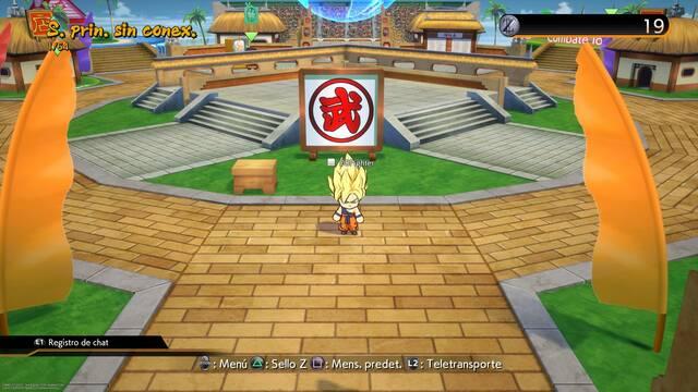 Éstos son todos los Modos de juego de Dragon Ball FighterZ
