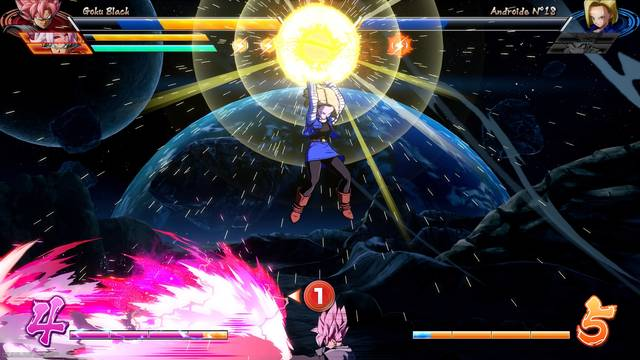 Modo Torneo - Dragon Ball FighterZ