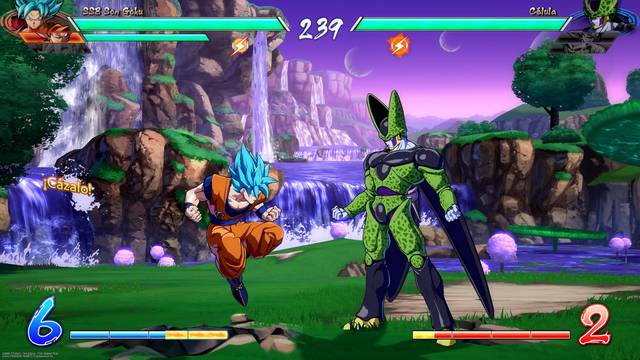Cómo desbloquear a Goku y Vegeta en Super Saiyan Blue de modo historia Dragon Ball FighterZ