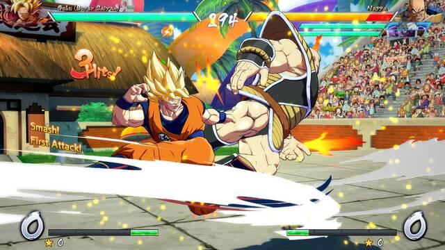 Confirmada la segunda temporada de Dragon Ball FighterZ