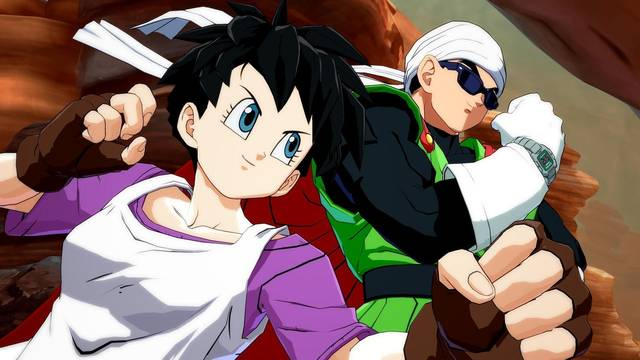 Consejos para luchar con Videl en Dragon Ball FighterZ