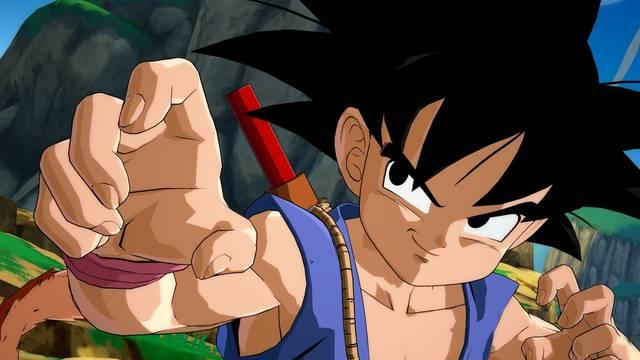 Dragon Ball FighterZ: Primeras imágenes oficiales de Goku niño de Dragon Ball GT