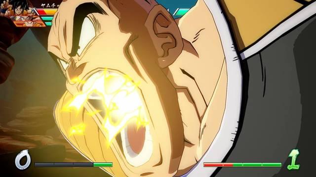 Consejos para luchar con Nappa en Dragon Ball FighterZ