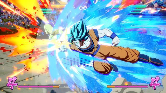 Conseguir a Goku y Vegeta SSB / SSGSS en Dragon Ball FighterZ