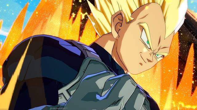 Consejos para luchar con Vegeta en Dragon Ball FighterZ