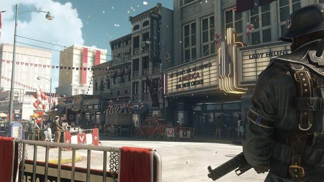 Machine Games habla sobre Wolfenstein II: The New Colossus