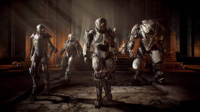 BioWare detalla las próximas actualizaciones para Anthem