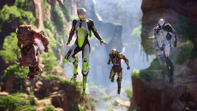 E3 2018: Anthem todavía no ha decidido su 'framerate' final en Xbox One y PS4