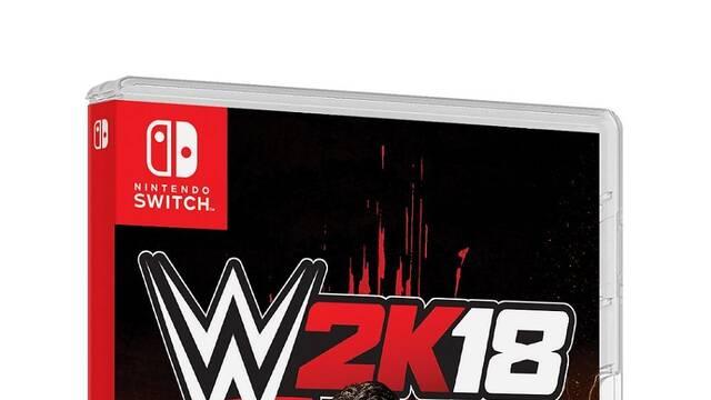 WWE 2K18 llegará a Nintendo Switch el próximo otoño