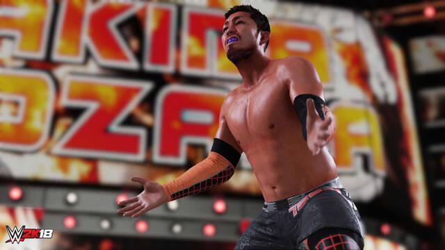 WWE 2K18 presenta su jugabilidad en el tráiler 'Burn it Down'