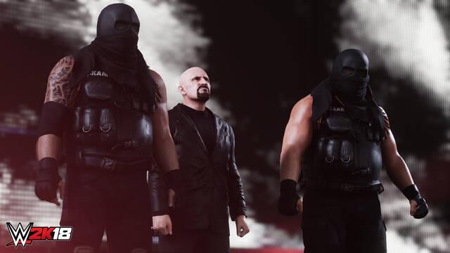 WWE 2K18 para Switch se muestra por primera vez en vídeo
