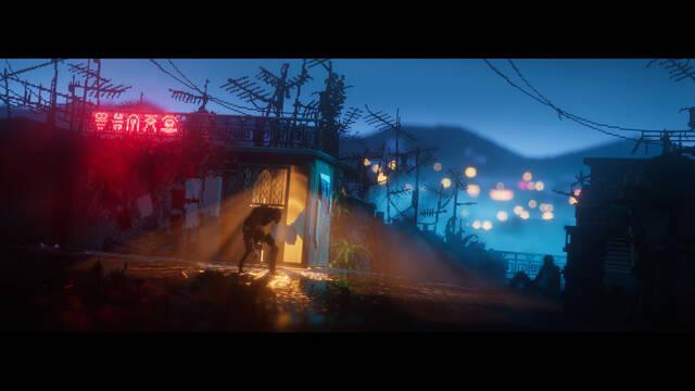 E3 2017: La aventura ciberpunk The Last Night llegará a PC y Xbox One en 2018
