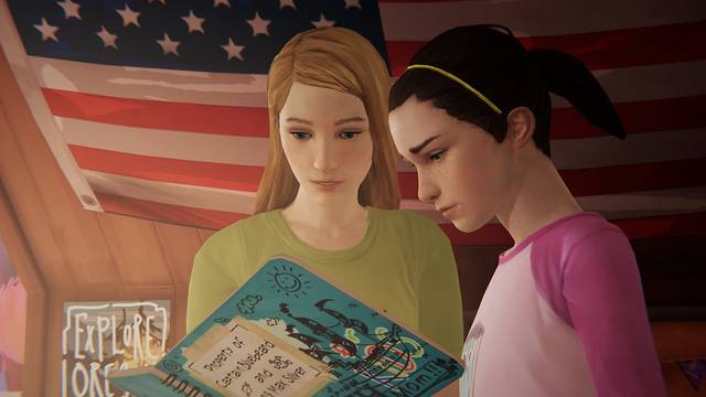 El episodio 'Adiós' de Life is Strange: Before the Storm ya está disponible