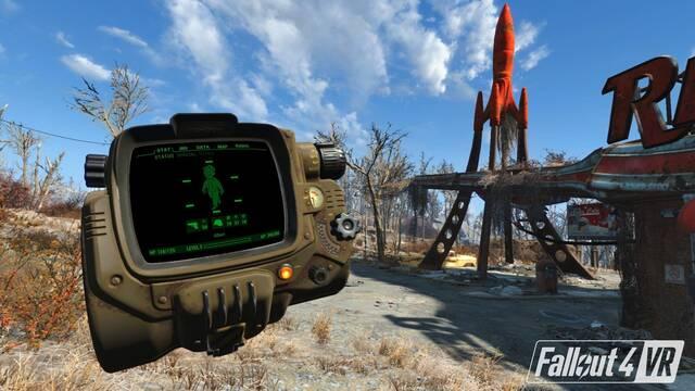 Fallout 4 VR muestra su jugabilidad y detalla los requisitos mínimos