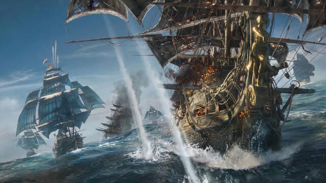 El juego de piratas Skull & Bones integrará un sistema de cajas de botines