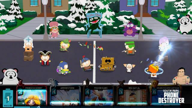 Ya está disponible la preinscripción de South Park: Phone Destroyer