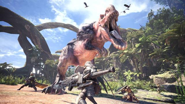 Capcom ve dificultades en llevar Monster Hunter World a Switch