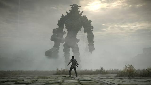Shadow of the Colossus fue el videojuego más vendido de España en febrero