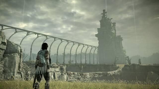 El remake de Shadow of the Colossus incluye un nuevo coleccionable