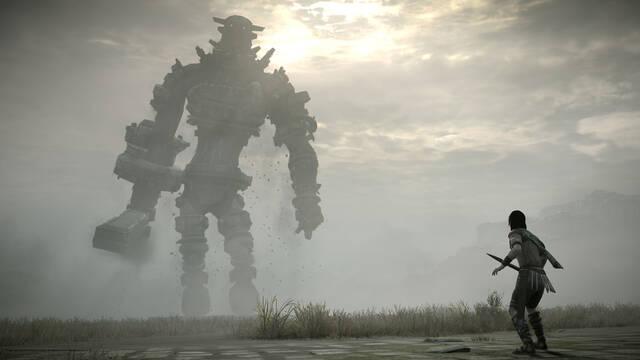 Shadow of the Colossus fue el más vendido la última semana en Reino Unido