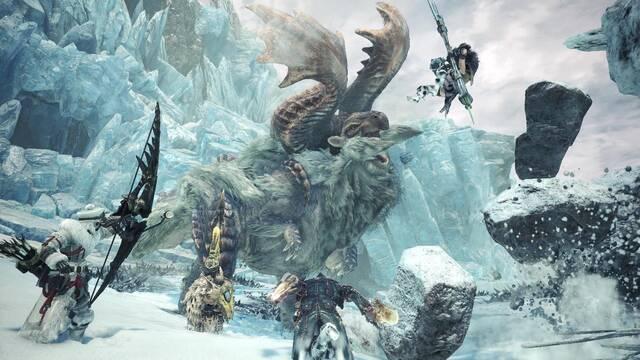 Monster Hunter World: Iceborne tendrá beta esta semana para PS4