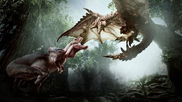 Monster Hunter World fue el más vendido la última semana en Reino Unido