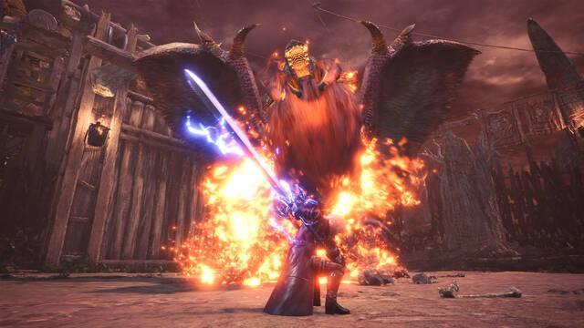 Monster Hunter World recibe mejoras en su versión de PC