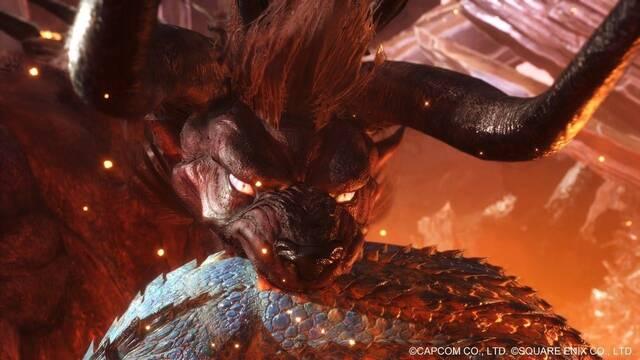 La colaboración de Monster Hunter World y FF XIV comienza el 1 de agosto