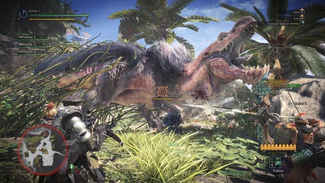Monster Hunter World no tendrá soporte para mods en su lanzamiento de PC