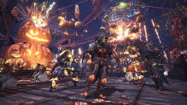 El futuro de Monster Hunter World se presentará el 10 de diciembre