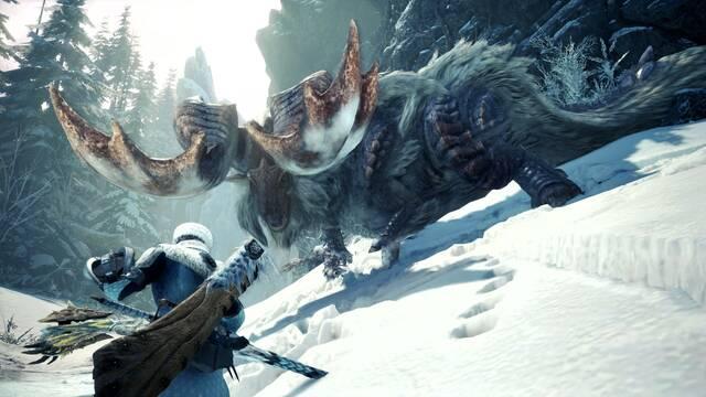 Nuevo tráiler y detalles de Iceborne la expansión de Monster Hunter: World