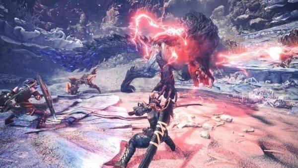 Monster Hunter World: La expansión Iceborne muestra sus detalles en el tráiler Glavenus