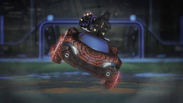La actualización de Rocket League para Xbox One X llega en diciembre