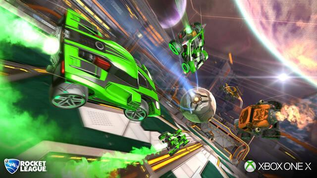 Epic Games ha comprado el equipo de Rocket League