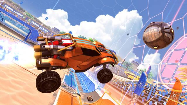 Epic aclara que no ha anunciado planes para retirar Rocket League de Steam