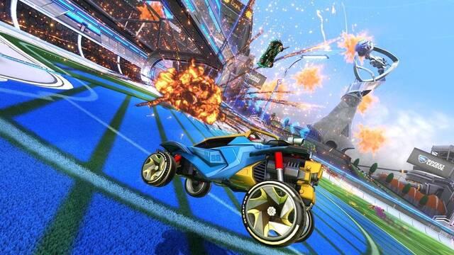 Rocket League se suma al catálogo de Xbox Game Pass