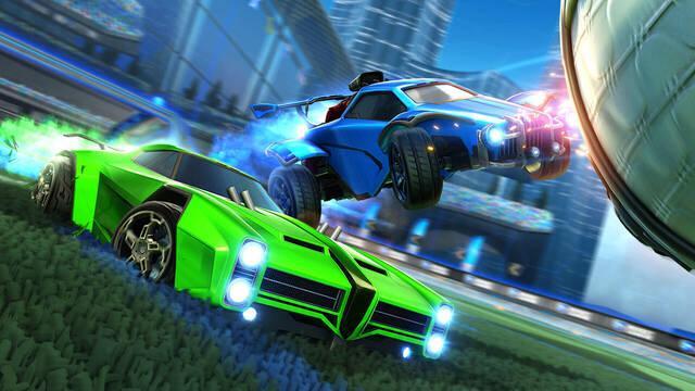 Rocket League PS5 y Xbox Series X/S rendimiento y mejoras gráficas